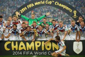 Alemania - Campeón del mundo 2014